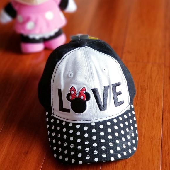 c307249fb47 NWT Disney Minnie Mouse cap
